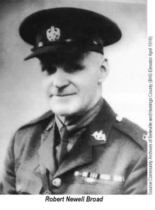 Robert Newell Broad