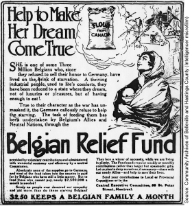Belgian Relief Fund