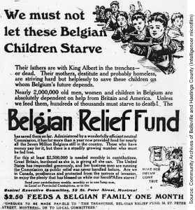 Belgian Relief Fund