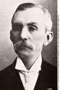Colonel Samuel Shaw Lazier
