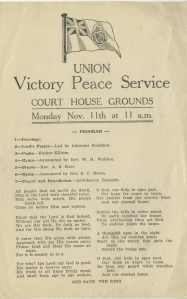 Program for Victory Peace Service