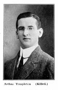 Arthur Templeton