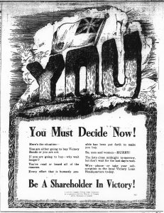 Poster for Victory Loan
