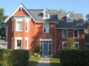 Denmark residence on Alexander Street, Belleville