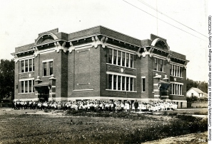 Queen Alexandra School, Belleville