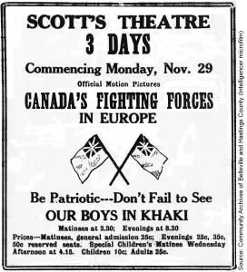Scotts Theatre