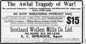 Scotland Woollen