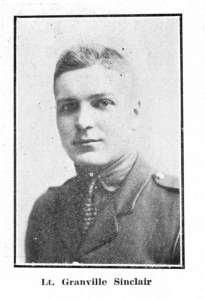 Granville Sinclair